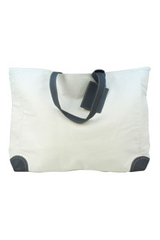 Light Blue 13 GWP Female Bag - White