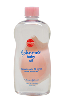 Johnson's Baby Oil by Johnson & Johnson for Kids - 20 oz Oil