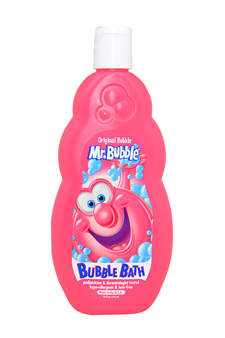 Original Bubble Bath by Mr. Bubble for Kids - 16 oz Bubble Bath