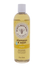 Baby Bee Shampoo & Wash Original by Burt's Bees for Kids - 12 oz Shampoo & Body Wash