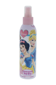 Disney Princess by Disney for Kids - 6.8 oz Body Spray