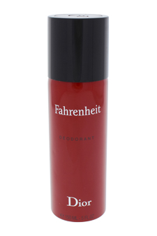 Christian Dior Fahrenheit  men 5oz Spray Deodorant Spray