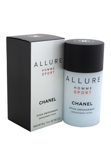 Allure Homme Sport by Chanel for Men - 2 oz Deodorant Stick