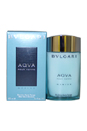 Bvlgari Aqva Marine by Bvlgari for Men - 3.4 oz After Shave Emulsion
