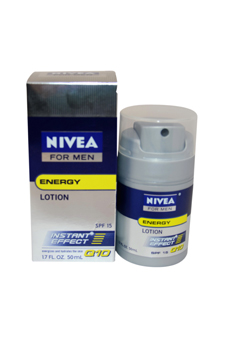 Energy Lotion Q10 by Nivea for Men Lotion