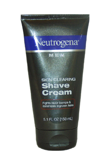 Men Skin Clearing Shave Cream by Neutrogena for Men Cream