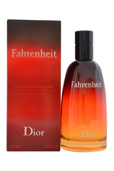 Christian Dior Fahrenheit  men 3.3oz Aftershave