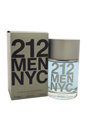 212 by Carolina Herrera for Men - 3.4 oz After Shave