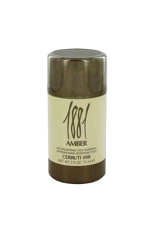 1881 Amber by Nino Cerruti for Men - 2.5 oz Deodorant Stick $ 22.88