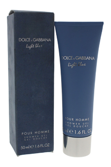 Light Blue by Dolce & Gabbana for Men - 1.6 oz Shower Gel