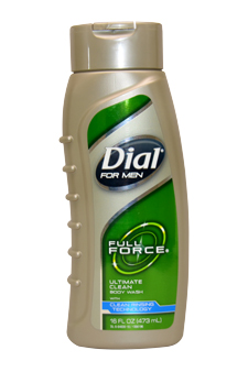 Full Force Ultimate Clean Body Wash