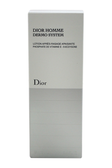 Christian Dior Dior Homme Dermo System Repairing After Shave Lotion 3.4oz
