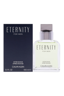 Eternity by Calvin Klein for Men - 3.4 oz After Shave