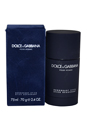 Dolce & Gabbana by Dolce & Gabbana for Men - 2.5 oz Deodorant Stick