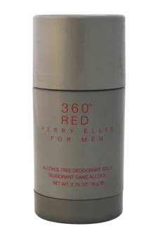 360 Red by Perry Ellis for Men - 2.75 oz Deodorant Stick