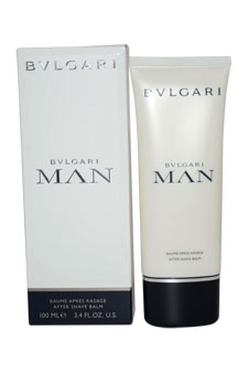 Bvlgari Man by Bvlgari for Men - 3.4 oz After Shave Balm
