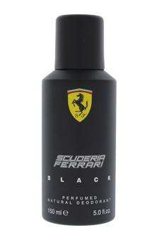 Ferrari Black by Ferrari for Men - 5 oz Deodorant Spray