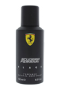 Ferrari Black by Ferrari for Men - 5 oz Deodorant Spray