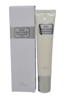 Eau Sauvage for Men - 2.3 oz Pre After Shave Balm