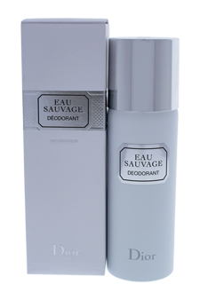 Christian Dior Eau Sauvage  men 5oz Spray Deodorant Spray