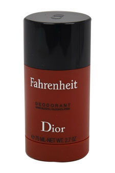 Christian Dior Fahrenheit  men 2.7oz Deodorant Stick