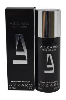 Loris Azzaron Azzaro Pour Homme 5.1oz Spray Deodorant Spray