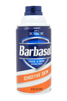 Sensitive Skin Thick & Rich Shaving Cream