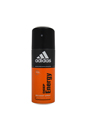 Adidas Deep Energy by Adidas for Men - 5 oz Deodorant Spray