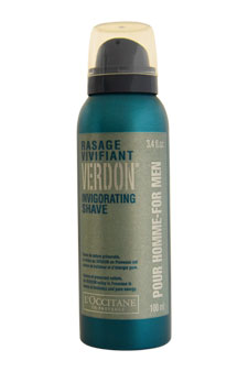 Verdon Invigorating Shave for Men - 3.4 oz Shave Gel