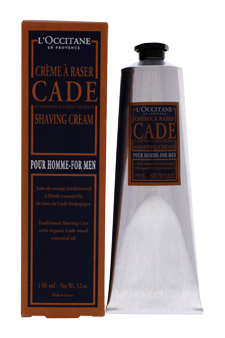 Cade Shaving Cream for Men - 5.2 oz Shave Cream