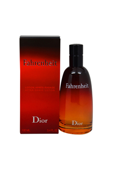 Christian Dior Fahrenheit  men 3.4oz Aftershave