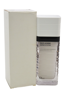 Christian Dior Dior Homme Dermo System Repairing After Shave Lotion 3.4oz (Tester)