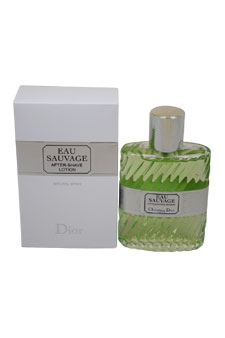 Christian Dior Eau Sauvage  men 3.4oz Spray Aftershave