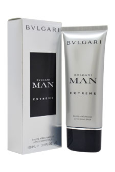 Bvlgari Man Extreme  men 3.4oz Aftershave