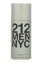 212 by Carolina Herrera for Men - 5 oz Deodorant Spray