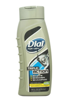 Triple Action Body Wash