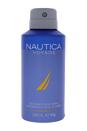 Nautica Voyage by Nautica for Men - 5 oz Deodorant Body Spray
