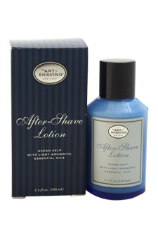 After-Shave Lotion - Ocean Kelp by The Art of Shaving for Men - 3.3 oz After-Shave Lotion