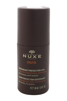 24 Hr Protection Deodorant by Nuxe for Men - 1.6 oz Deodorant Roll-On