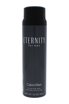 Calvin Klein Eternity  men 5.4oz Spray