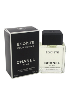 Chanel Egoiste  men 2.5oz Aftershave