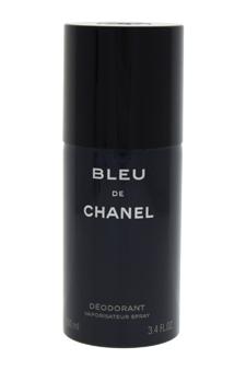 Bleu De Chanel  men 3.4oz Spray Deodorant Spray