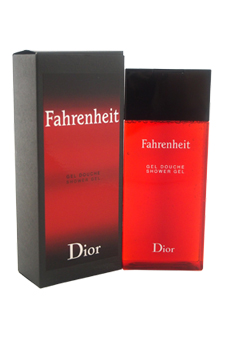 Christian Dior Fahrenheit  men 6.8oz Shower Gel