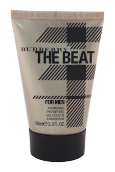 Burberry The Beat  men 3.3oz Shower Gel