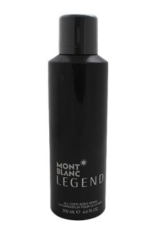Mont Blanc Legend by Mont Blanc for Men - 6.6 oz Body Spray