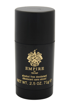 Empire by Donald Trump for Men - 2.5 oz Alcohol-Free Deodorant Stick