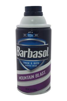 Mountain Blast Thick & Rich Shaving Cream