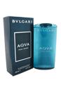Bvlgari Aqva by Bvlgari for Men - 6.8 oz Shampoo & Shower Gel