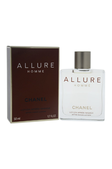 Chanel Allure Homme 1.7oz Aftershave