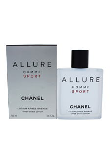 Chanel Allure Homme Sport After Shave Lotion 3.4oz